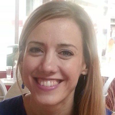 La bloguera Noelia Lopez Cheda